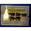 We even have our very own optician's in class.