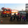 We loved our trip to the fire station.