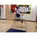 "Another fabulous ""star jump!"""