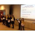Class award winners