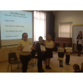 Class effort award winners
