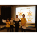 Stars of this week.