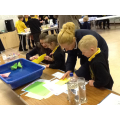 Orchard class set up experiments based on vehicles