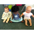 Dollies through the ages.