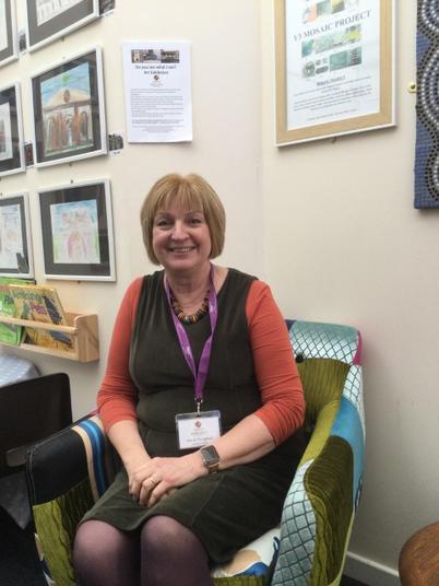 Diane Troughton - Eagles (Y6) Class Teacher - Maths Lead