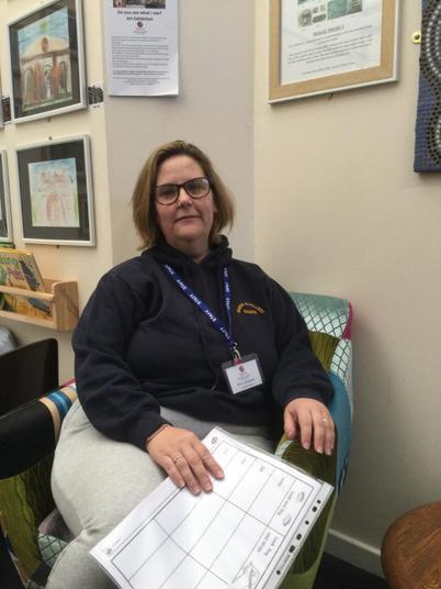 Lucy Goddard - 1:1 Teaching Partner (Y1)