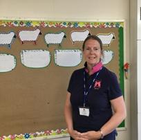 Suzanne Jeffreys - Wrens (EYFS) Class Teacher - Science Lead