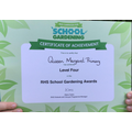 Our Level 4 Certificate