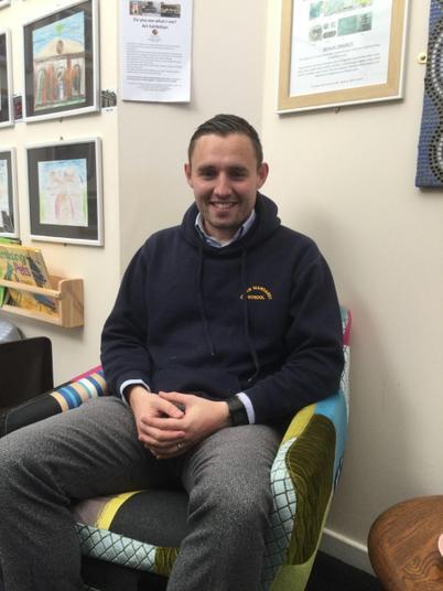 Dale Wootton - Deputy Headteacher/Kestrels (Y5)Teacher, DDSL, Curriculum Lead, KS2 Lead