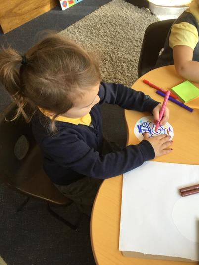 Colouring our planets
