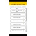 Samuel's achievement on the PiXL Times Table App