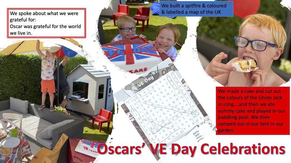 Oscars' VE Day Celebrations