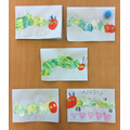 Our finished cards