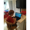 Joseph (Willow) doing his home learning..png