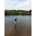 Nora (Willow) knee deep in water..png