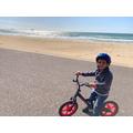 Adan enjoying writing his bike (Hedgehogs).jpeg