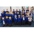 Oak class - What a bunch of animals!