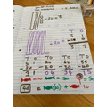 Maths home learning from Daisy in Beech Class.jpg