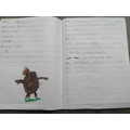 Reuben's Gruffalo Writing (Hedgehogs).jpg