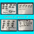 Counting in groups of 2