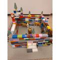 Brendan's amazing Lego castle (Hedgehogs).jpg
