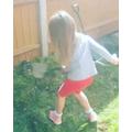Esmee digging in her garden (Kingfishers).jpg