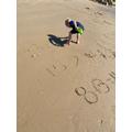 Maths on the Beach Oscar (Kingfishers).jpeg