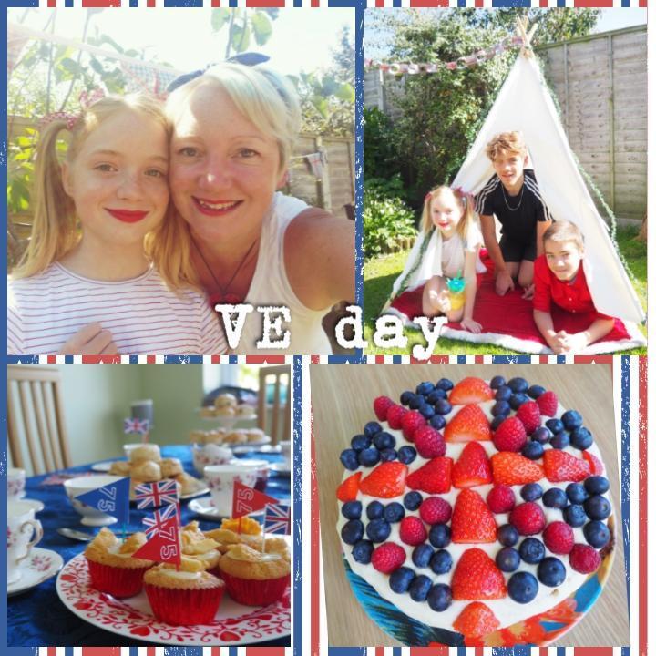 Mrs Wills and family celebrating.jpg