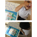 Adan has been busy with his home learning (Hedgehogs)