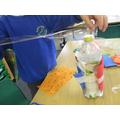 Creating rockets