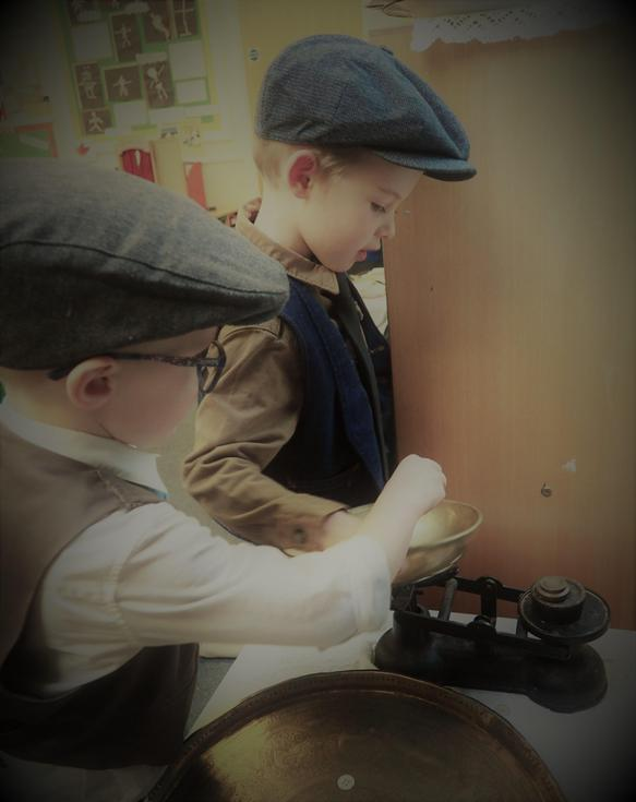 Victorian role play