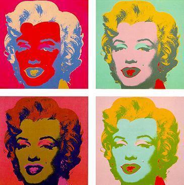 Andy Warhol Celebrity Portraits