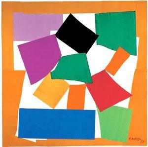 The Snail by Henri Matisse 1953
