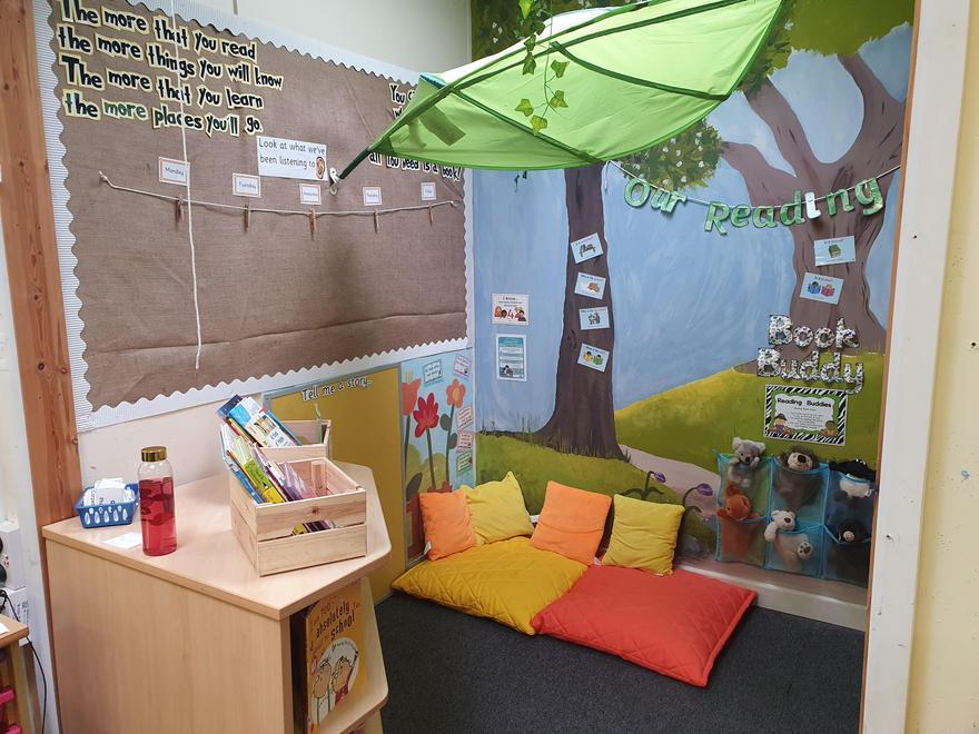 Our Reading Garden