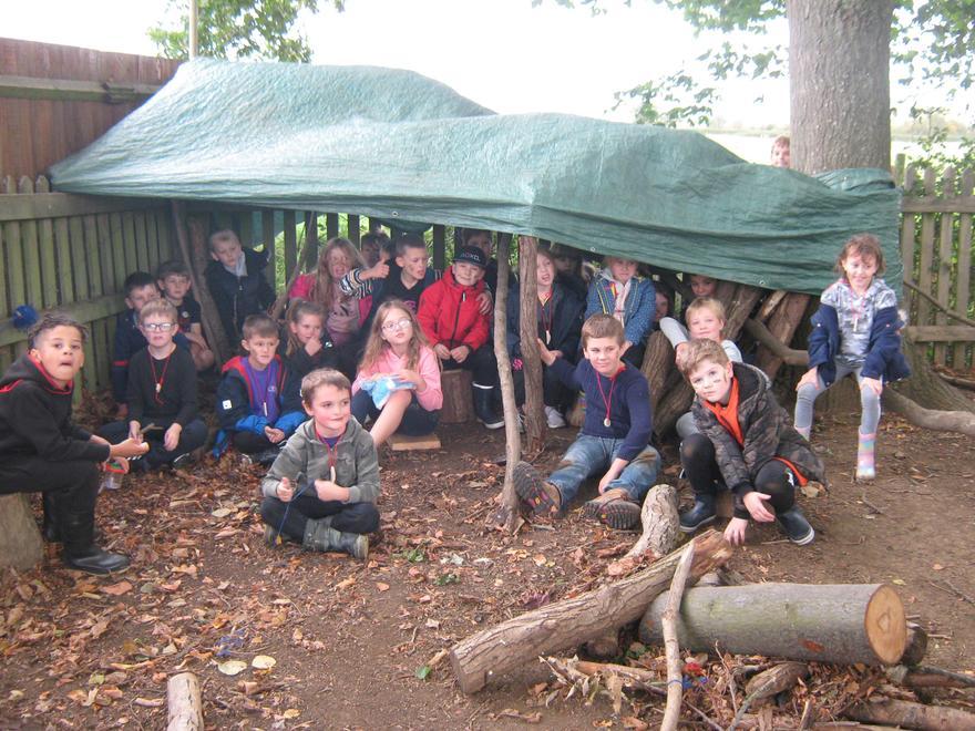 Shelter complete