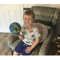 Jamie Year 1- Planet Project