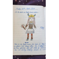 Abby - Lena's Anglo Saxon avatar.
