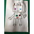 Jessica's robot