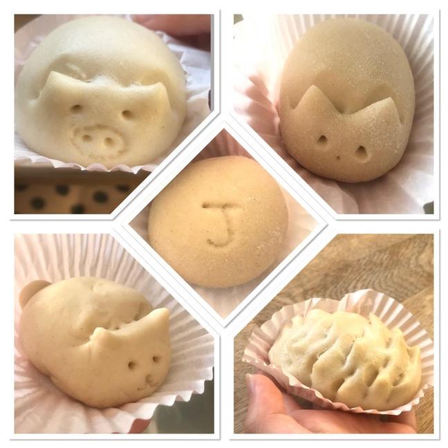 Jikei's sweet treats...