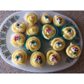 Jessica's baking