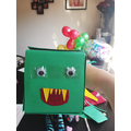 Another scary monster from Lottie!