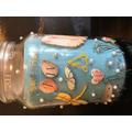 Jessica's happiness jar