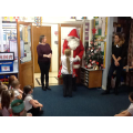 Our special visitor!