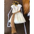 Jessica's Roman clothing