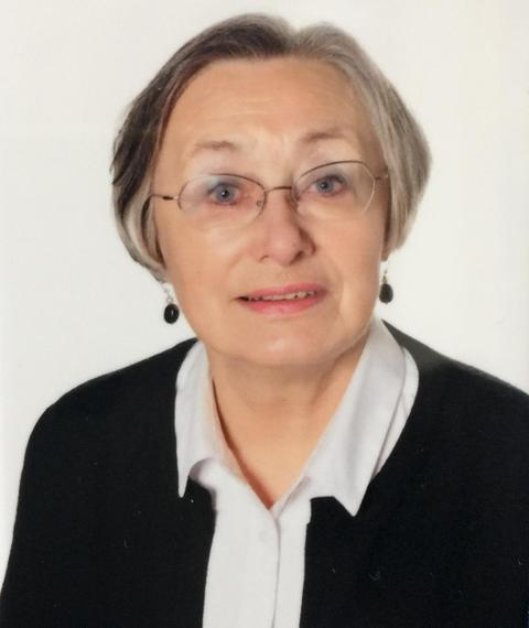 Mary Pascoe Chair of Governors