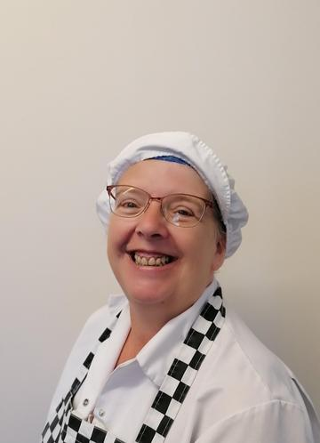 Mrs Cooper - Assistant Chef