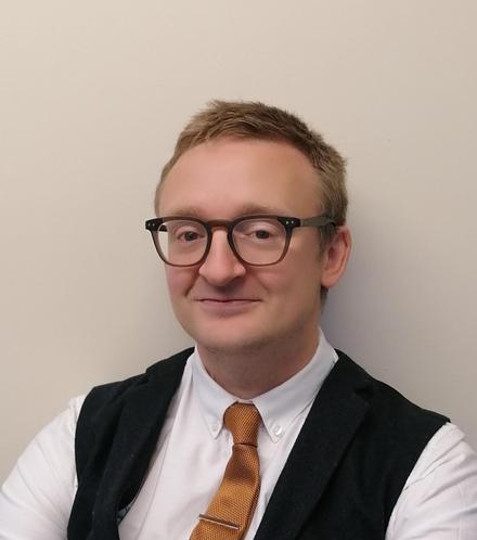 Mr Stockley - Kingfisher Teacher