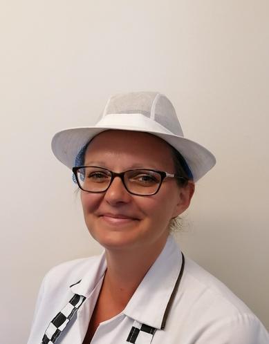 Mrs Campion - School Chef