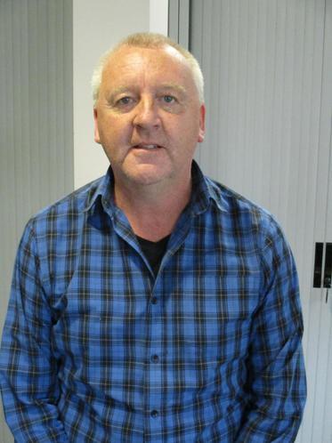 Mr R. Eadie - Site Manager