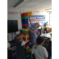 persevering to build the highest tower